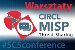 Warsztaty MISP (Malware Information Sharing Platform & Threat Sharing)
